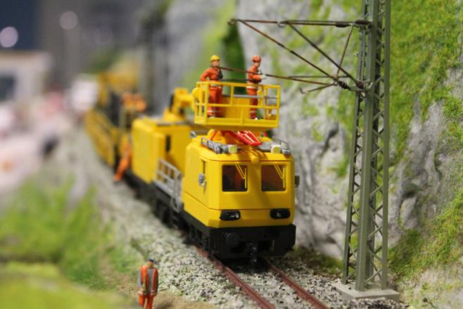 Onderhoud aan het (model)spoor