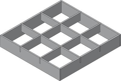 modelspoor open onderbouw