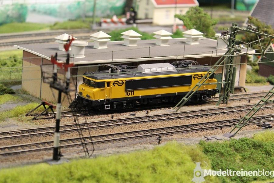 Modelspoorbeurs rail 2014 foto 1