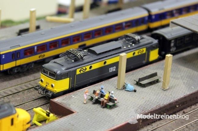 NS Modeltreinen