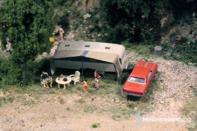 modelspoor camperen caravan