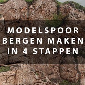 modelspoor bergen maken
