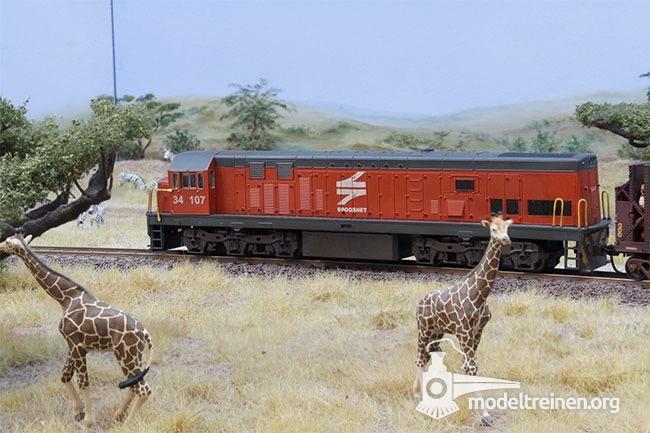 ontraxs 2016 - modelspoorbaan zuid afrika