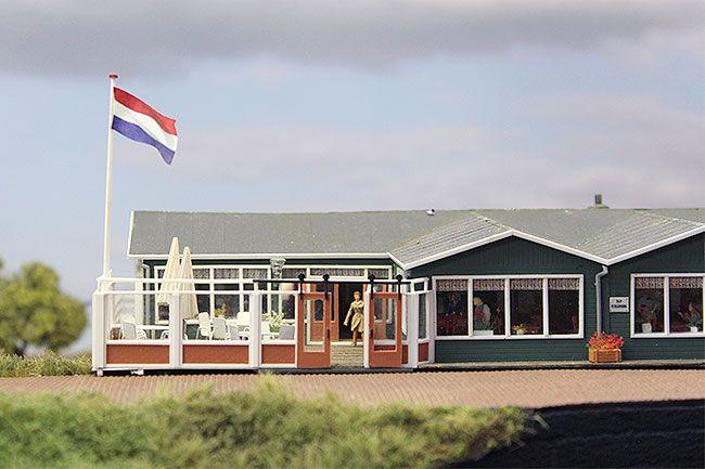 Oostmahorn modelspoorbaan