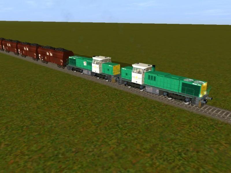 Rail4Chem (type 6400 MAK/Vossloh)