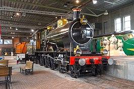 Foto 10: Spoorwegmuseum NS3737