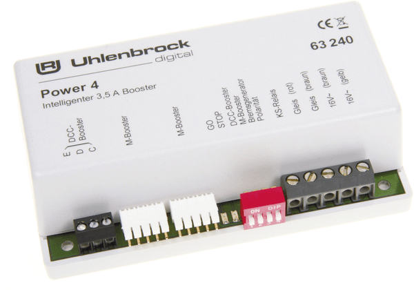 Uhlenbrock digitale booster