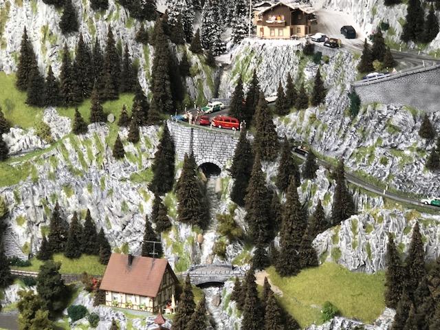 Met werkende skilift