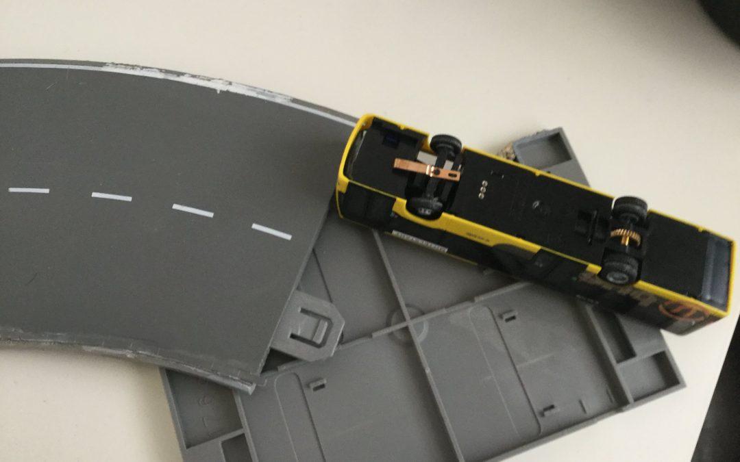 De niet zo eenvoudige eenvoud van het Faller Car systeem